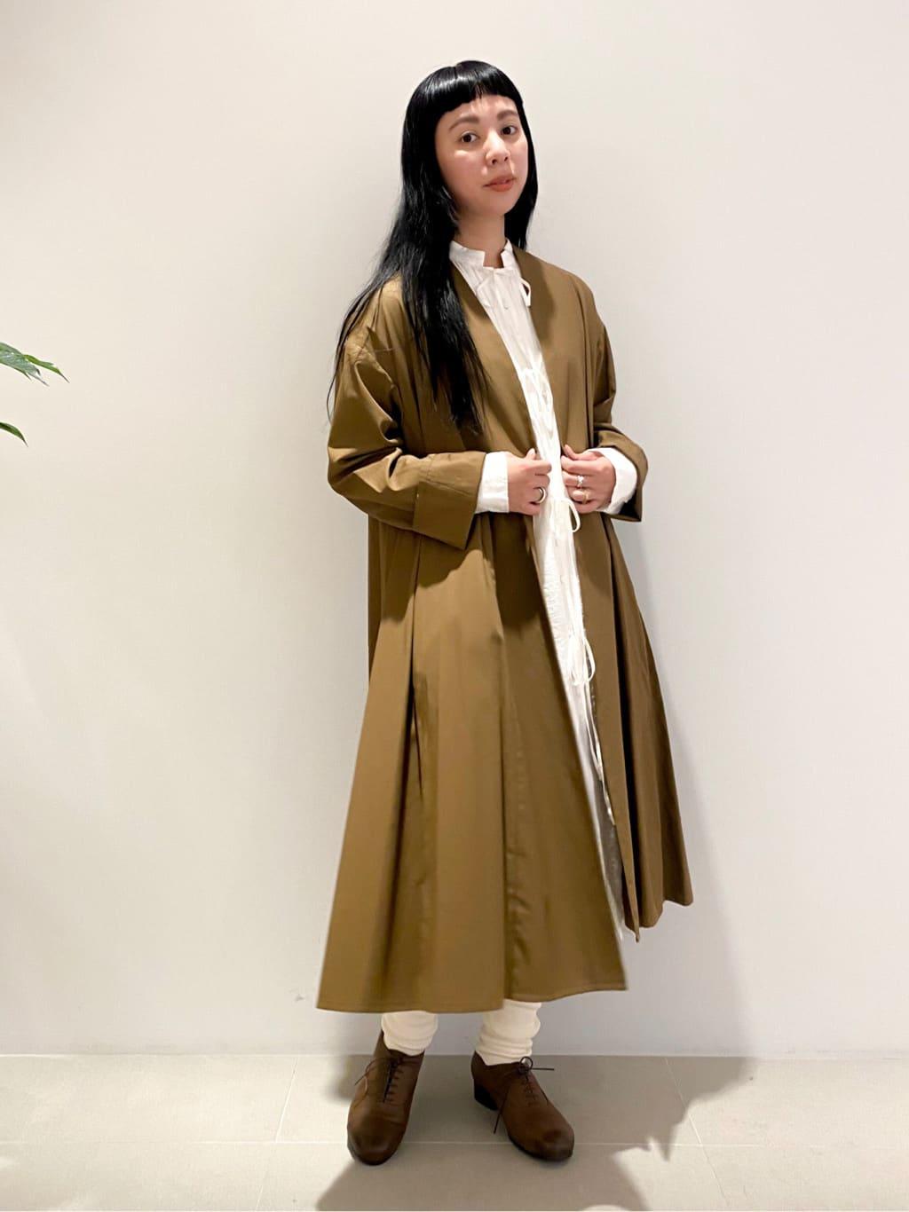 yuni 二子玉川ライズ 身長:154cm 2021.09.12