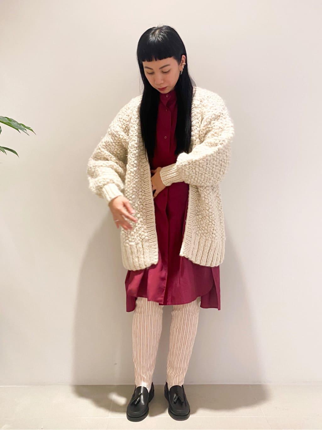 yuni 二子玉川ライズ 身長:154cm 2021.09.16