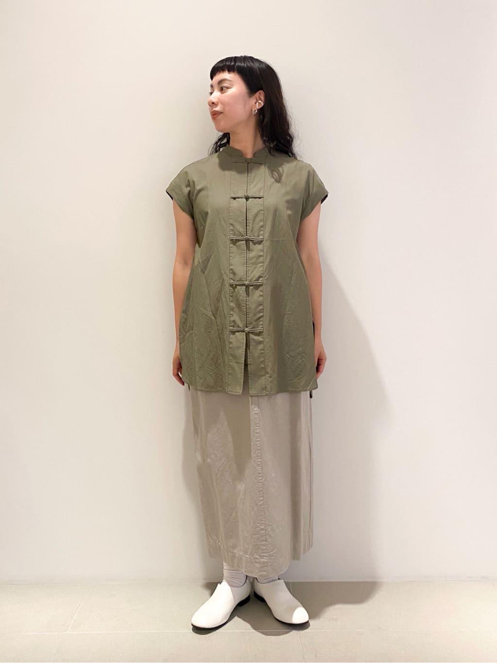 yuni 二子玉川ライズ 身長:154cm 2021.07.26