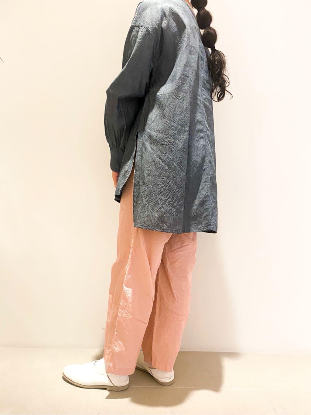 yuni 二子玉川ライズ 身長:154cm 2021.08.20