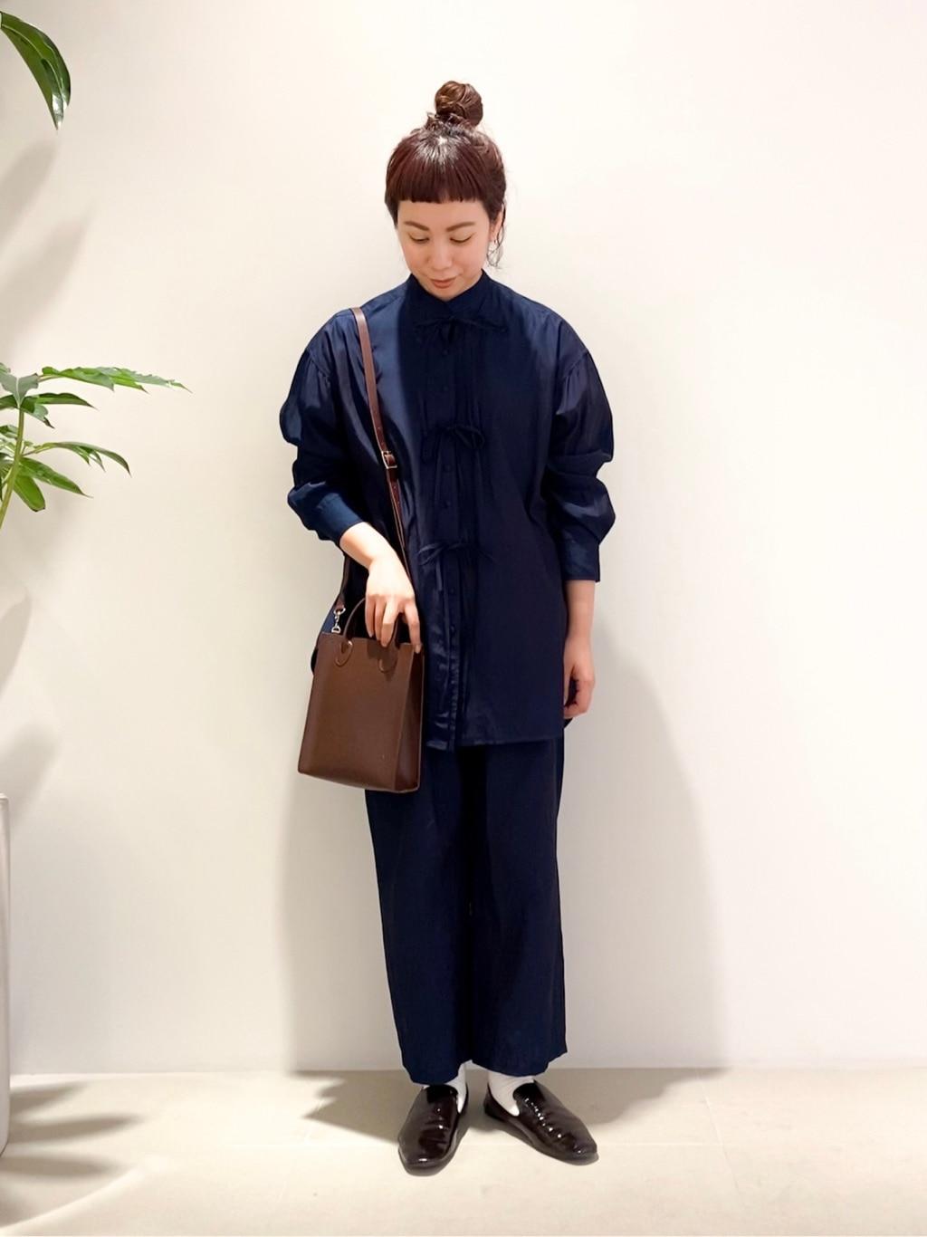 yuni 二子玉川ライズ 身長:154cm 2021.06.02