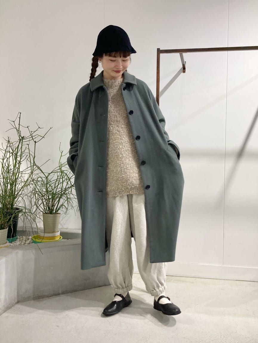 l'atelier du savon 名古屋栄路面 身長:159cm 2021.10.15