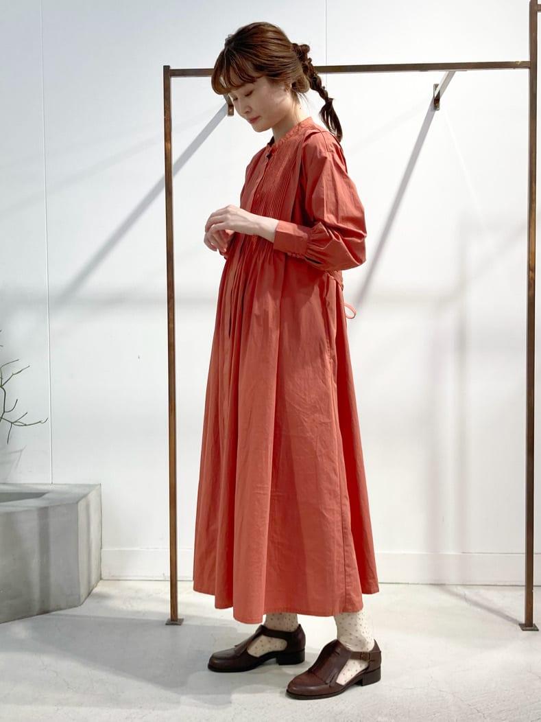 l'atelier du savon 名古屋栄路面 身長:159cm 2021.09.06