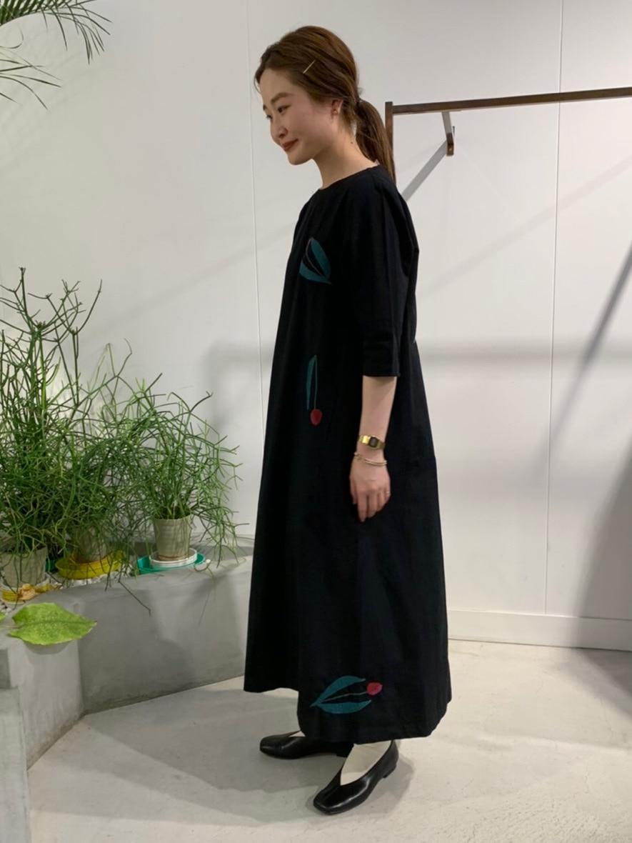 l'atelier du savon 名古屋栄路面 身長:159cm 2020.06.05