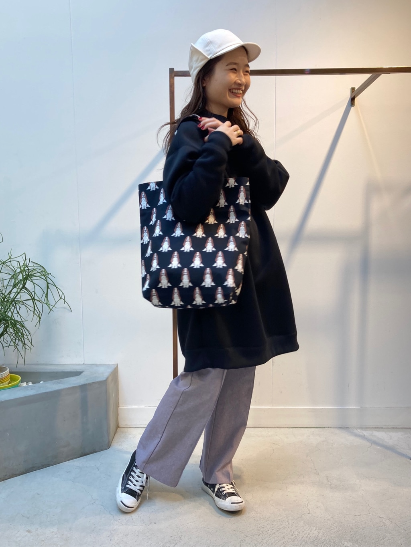 l'atelier du savon 名古屋栄路面 身長:159cm 2020.10.28