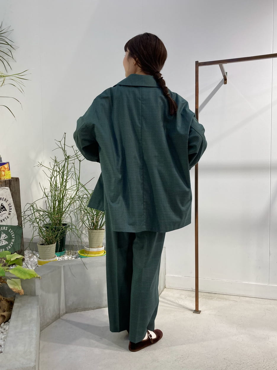 l'atelier du savon 名古屋栄路面 身長:159cm 2021.09.16
