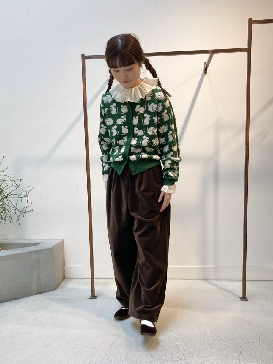 l'atelier du savon 名古屋栄路面 身長:159cm 2021.09.13
