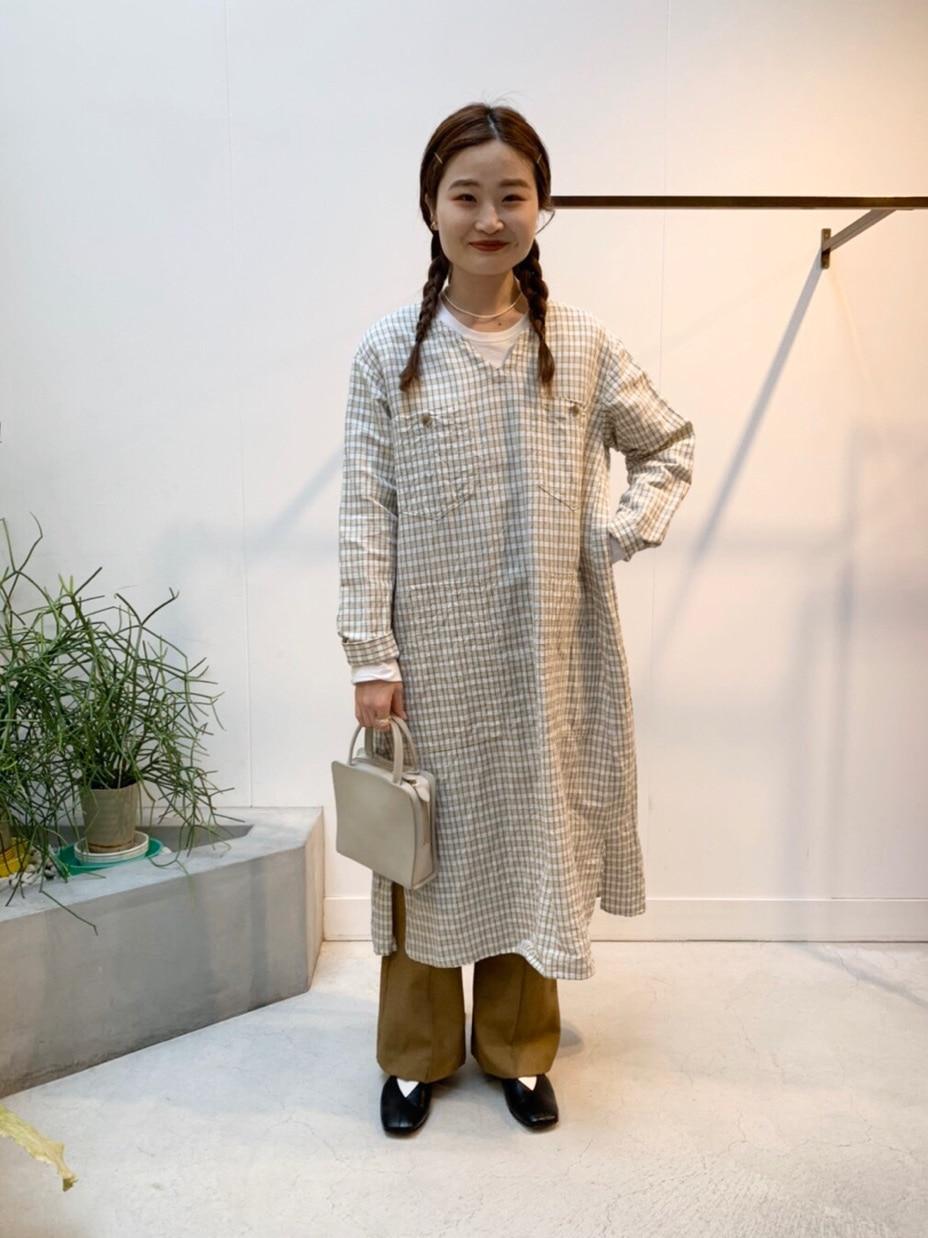 l'atelier du savon 名古屋栄路面 身長:159cm 2020.04.20