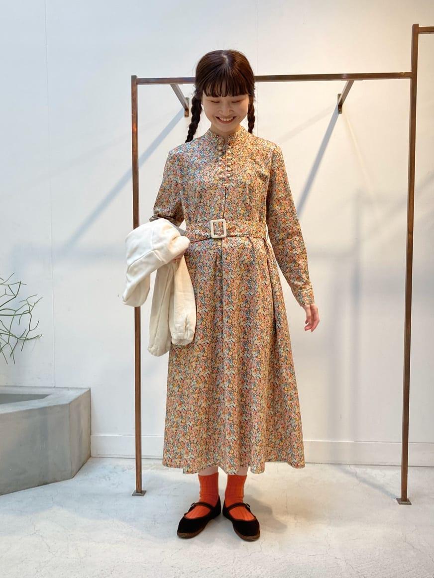 l'atelier du savon 名古屋栄路面 身長:159cm 2021.09.14