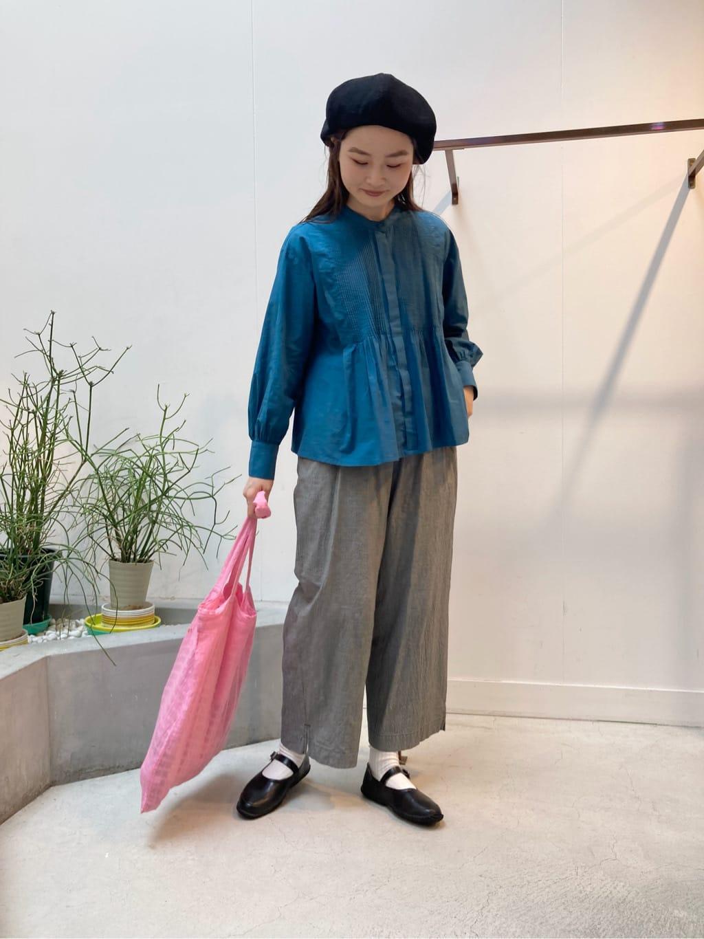 l'atelier du savon 名古屋栄路面 身長:159cm 2021.08.23