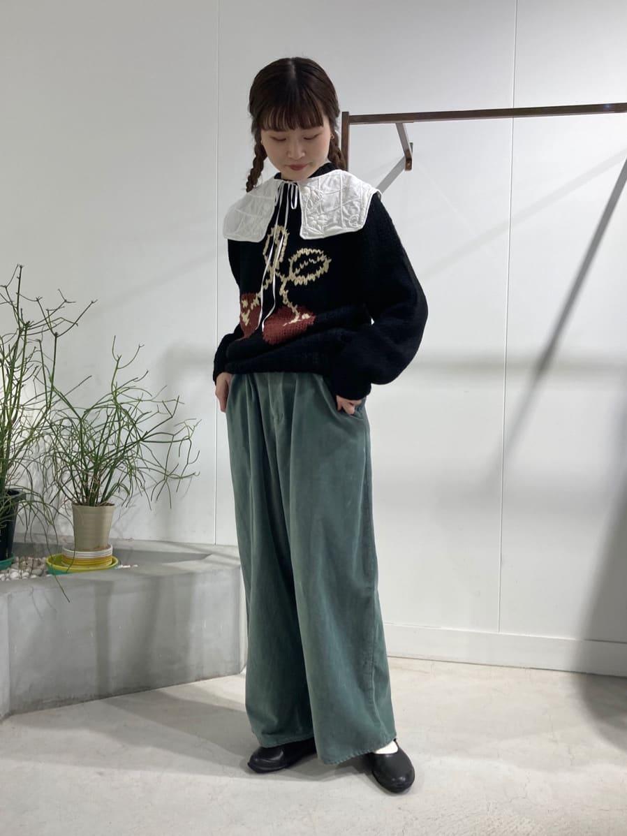 l'atelier du savon 名古屋栄路面 身長:159cm 2021.10.18