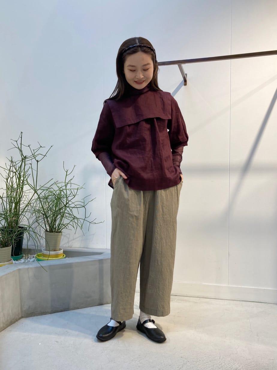 l'atelier du savon 名古屋栄路面 身長:159cm 2021.08.12