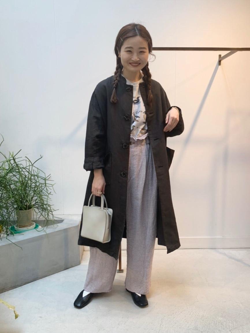 l'atelier du savon 名古屋栄路面 身長:159cm 2020.04.14