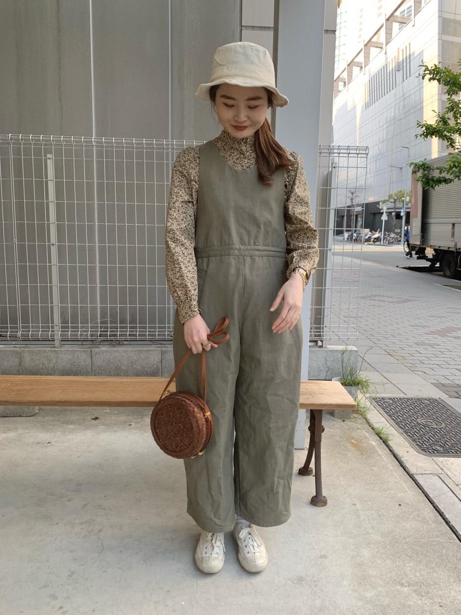 l'atelier du savon 名古屋栄路面 身長:159cm 2020.04.28