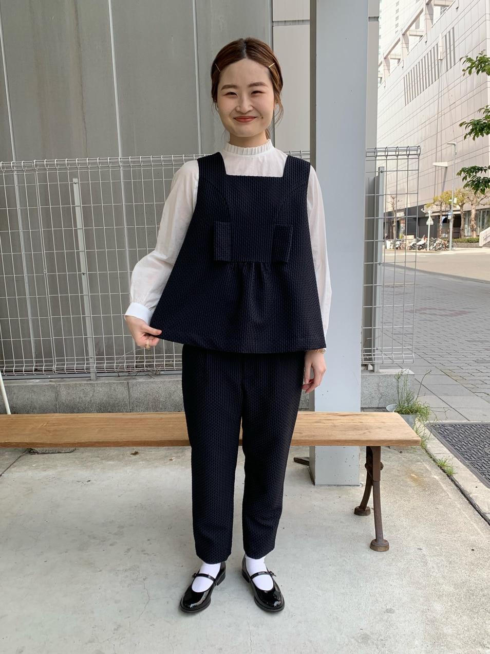 l'atelier du savon 名古屋栄路面 身長:159cm 2020.05.01