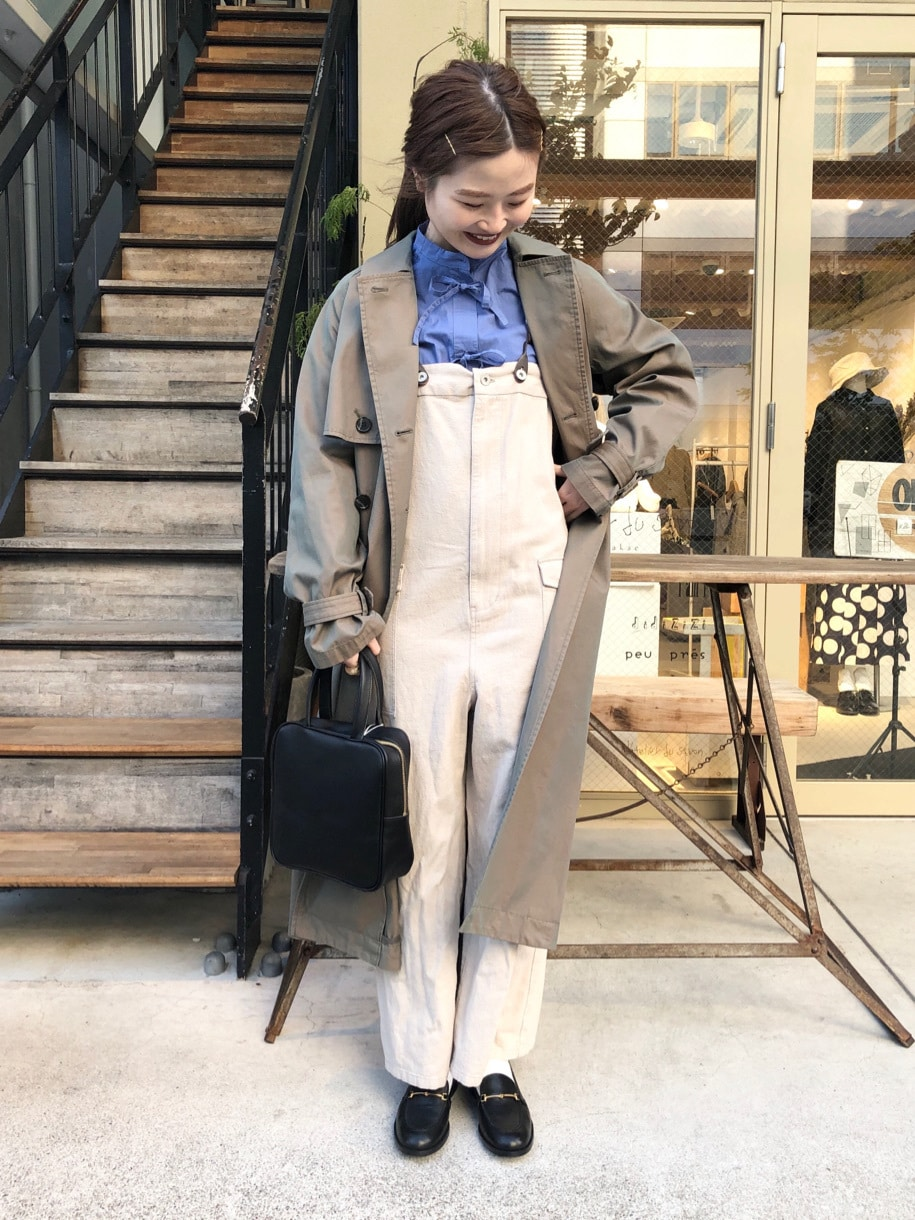 l'atelier du savon 名古屋栄路面 身長:159cm 2020.04.17