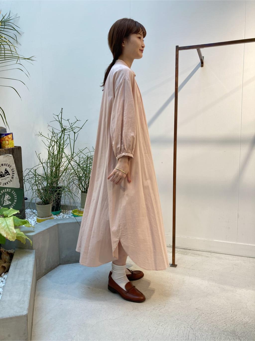 l'atelier du savon 名古屋栄路面 身長:159cm 2021.07.16