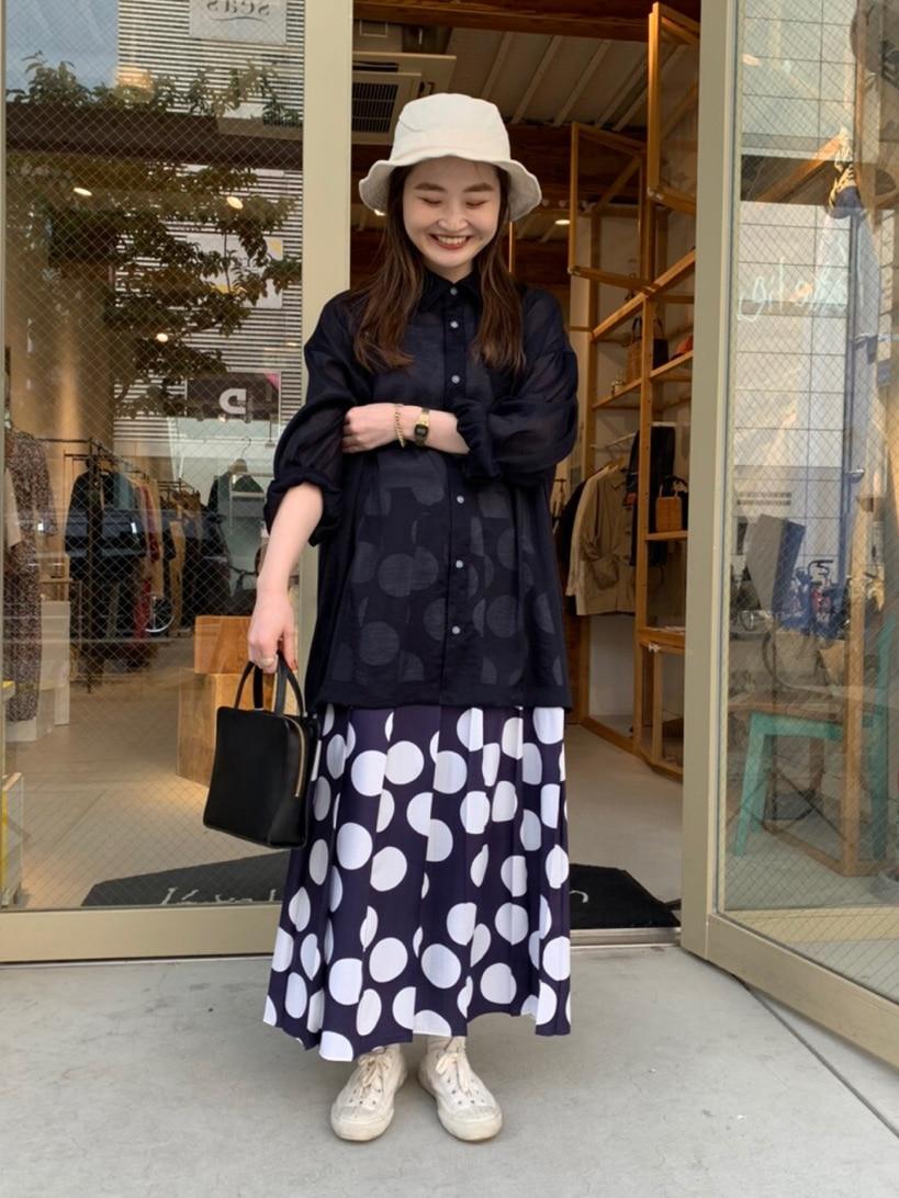 l'atelier du savon 名古屋栄路面 身長:159cm 2020.04.16