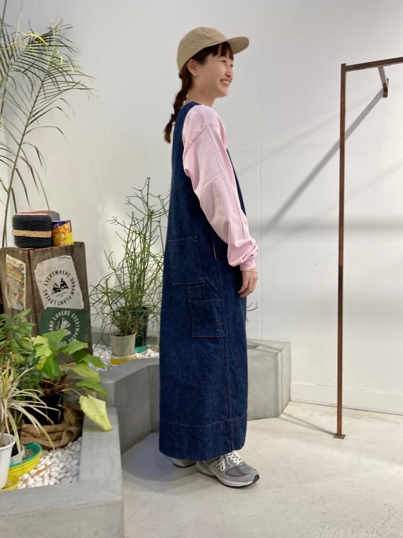l'atelier du savon 名古屋栄路面 身長:159cm 2021.04.10