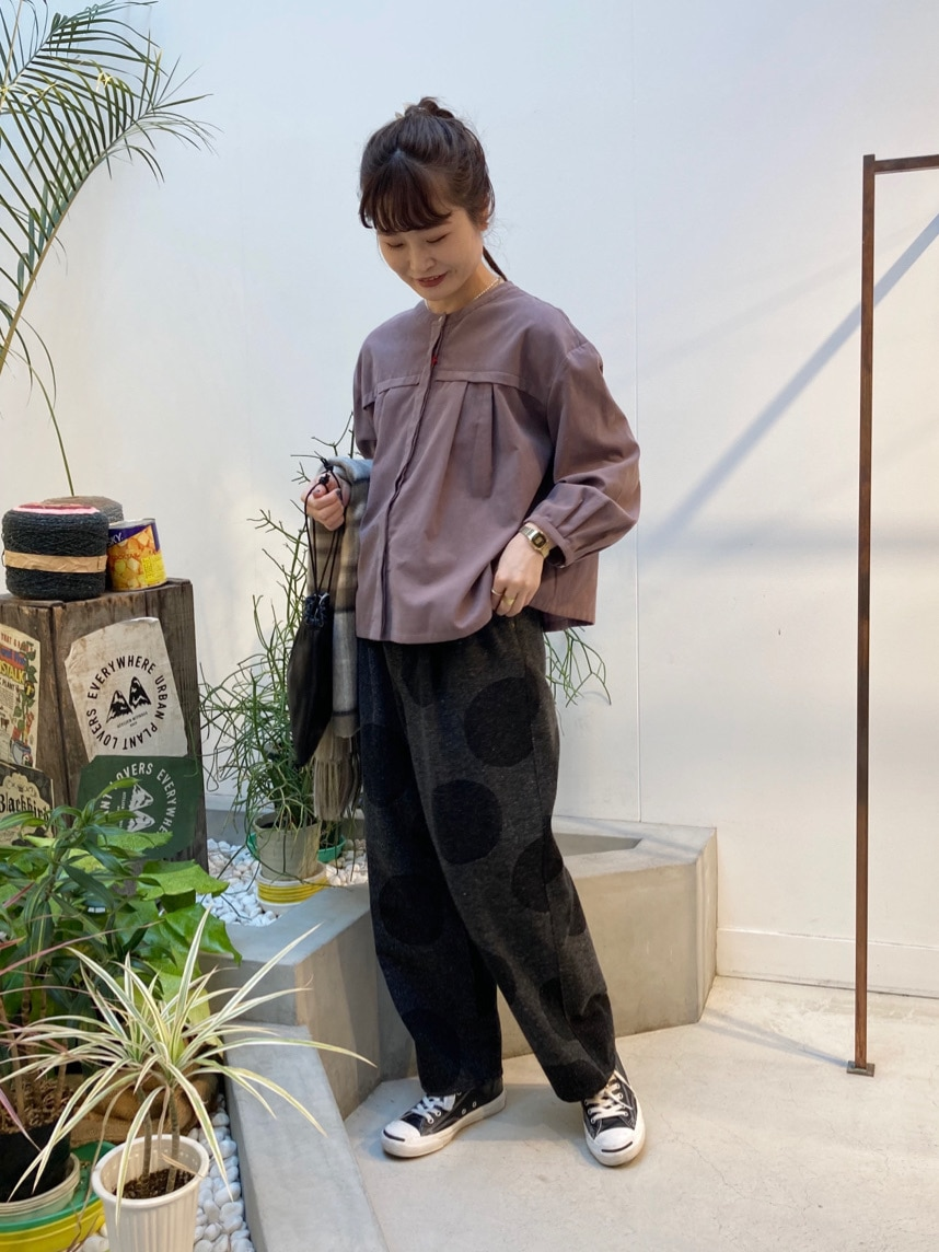 l'atelier du savon 名古屋栄路面 身長:159cm 2020.12.05