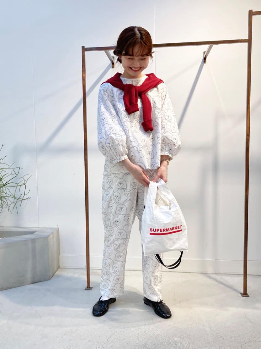 l'atelier du savon 名古屋栄路面 身長:159cm 2021.09.08