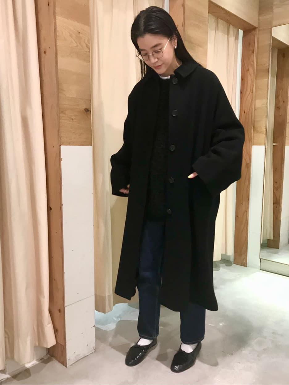 l'atelier du savon ルミネ横浜 身長:158cm 2021.10.27