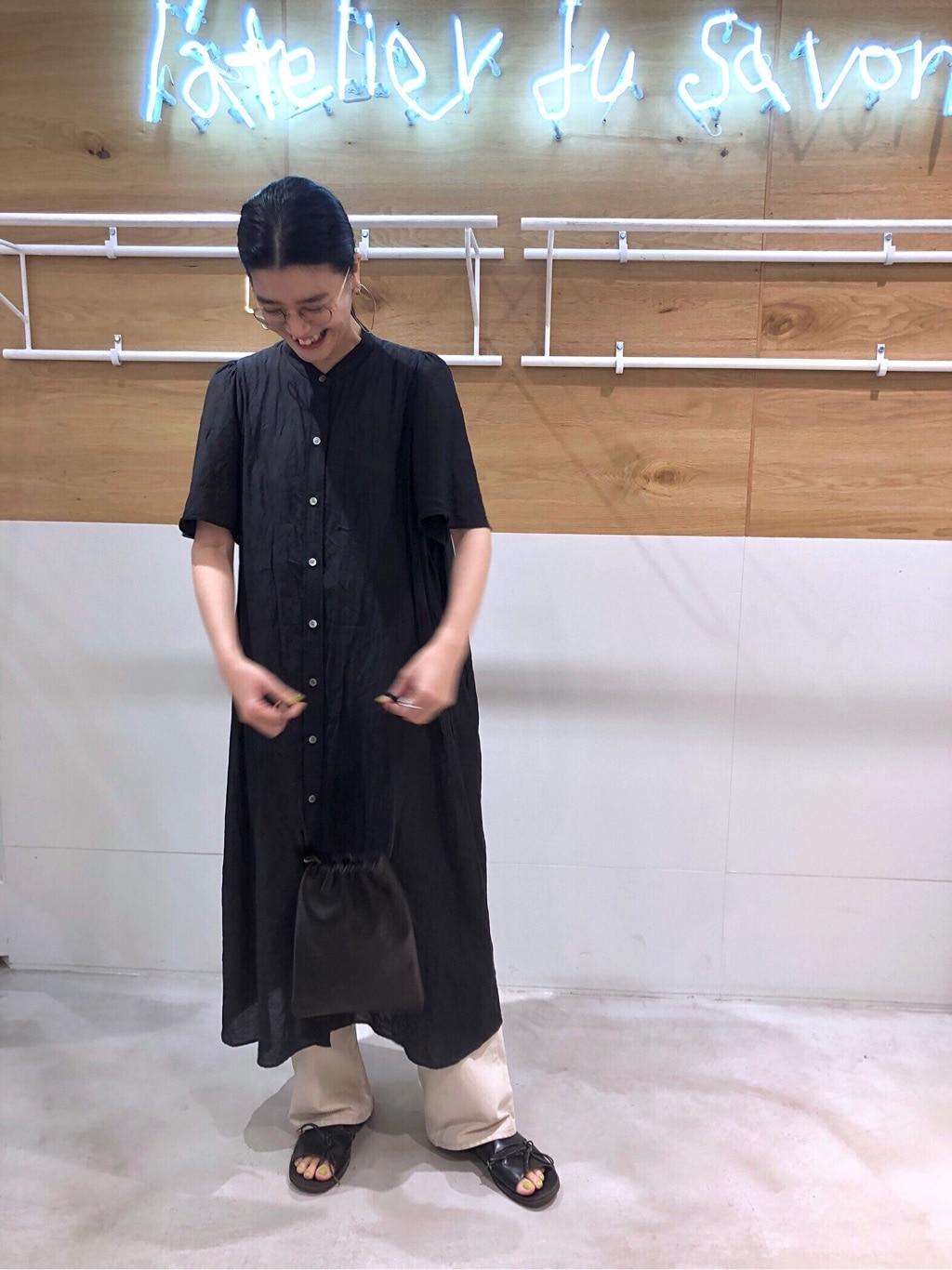 l'atelier du savon ルミネ横浜 身長:158cm 2020.09.02