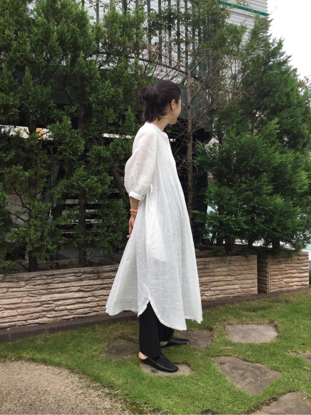 l'atelier du savon ルミネ横浜 身長:158cm 2020.08.04