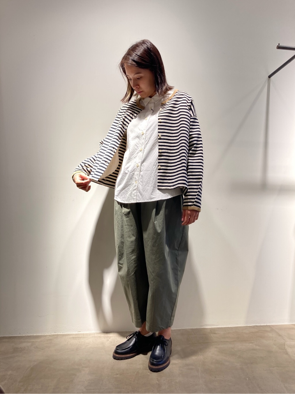 yuni / bulle de savon 京都路面 身長:157cm 2020.09.02