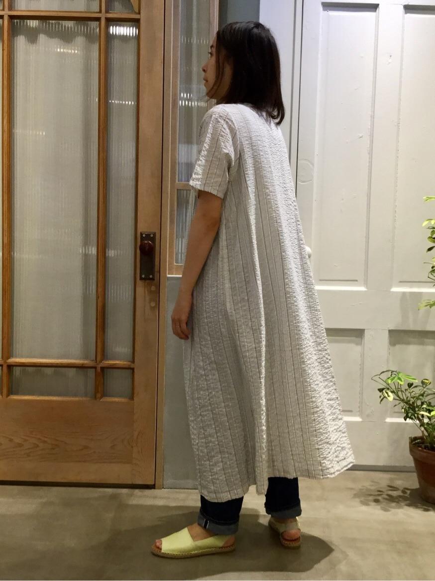 yuni / bulle de savon 京都路面 身長:157cm 2020.06.24