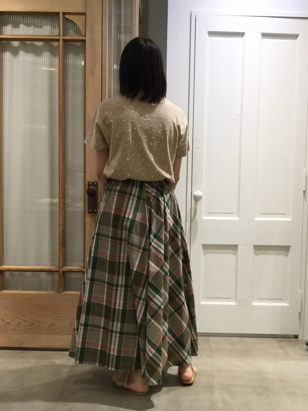 yuni / bulle de savon 京都路面 身長:157cm 2020.06.18