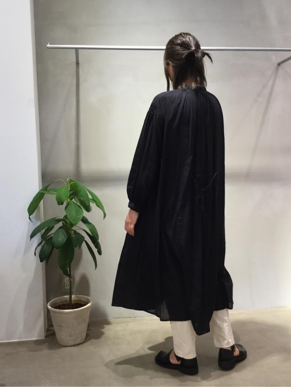 yuni / bulle de savon 京都路面 身長:157cm 2020.08.07