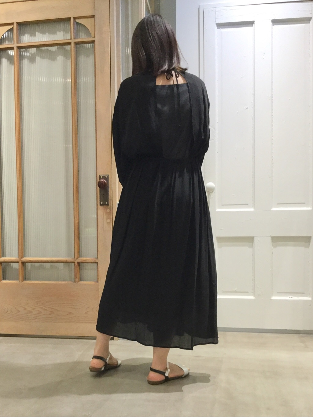 yuni / bulle de savon 京都路面 身長:157cm 2020.07.31