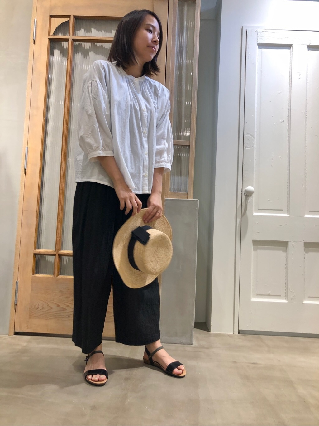 yuni / bulle de savon 京都路面 身長:157cm 2020.07.07