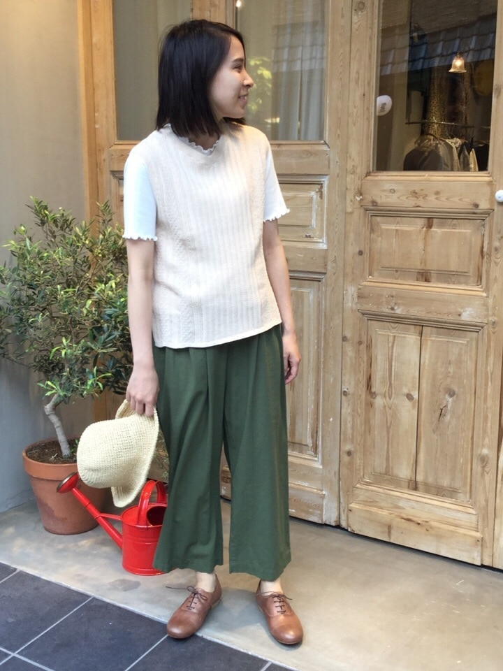 yuni / bulle de savon 京都路面 身長:157cm 2020.06.09