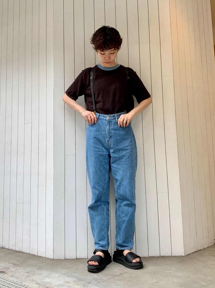 AMBIDEX アトリエ 身長:162cm 2021.07.16