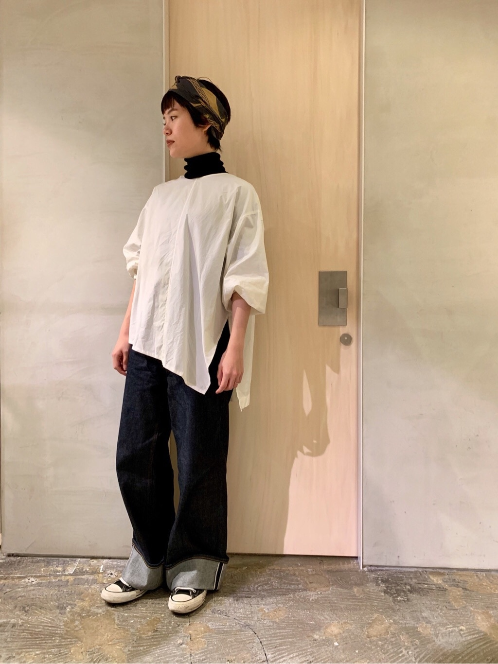 AMBIDEX アトリエ 身長:162cm 2019.11.27
