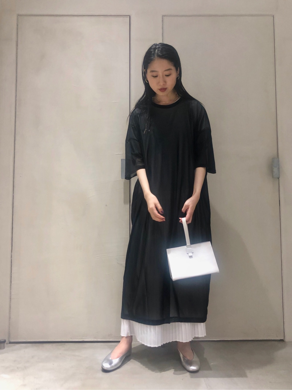 note et silence. ルミネ大宮 身長:165cm 2020.07.13