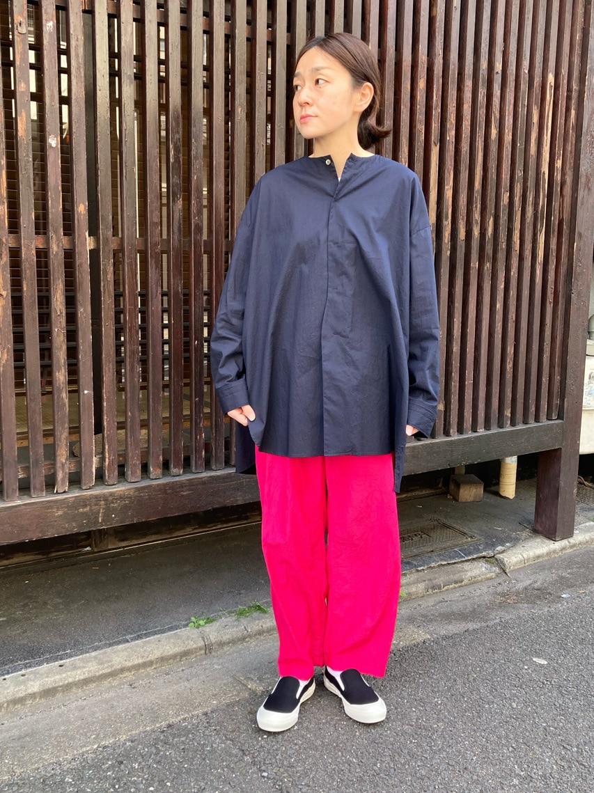 yuni 京都路面 身長:152cm 2021.03.15