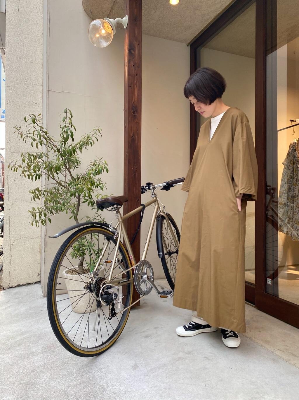 yuni 京都路面 身長:152cm 2020.05.29