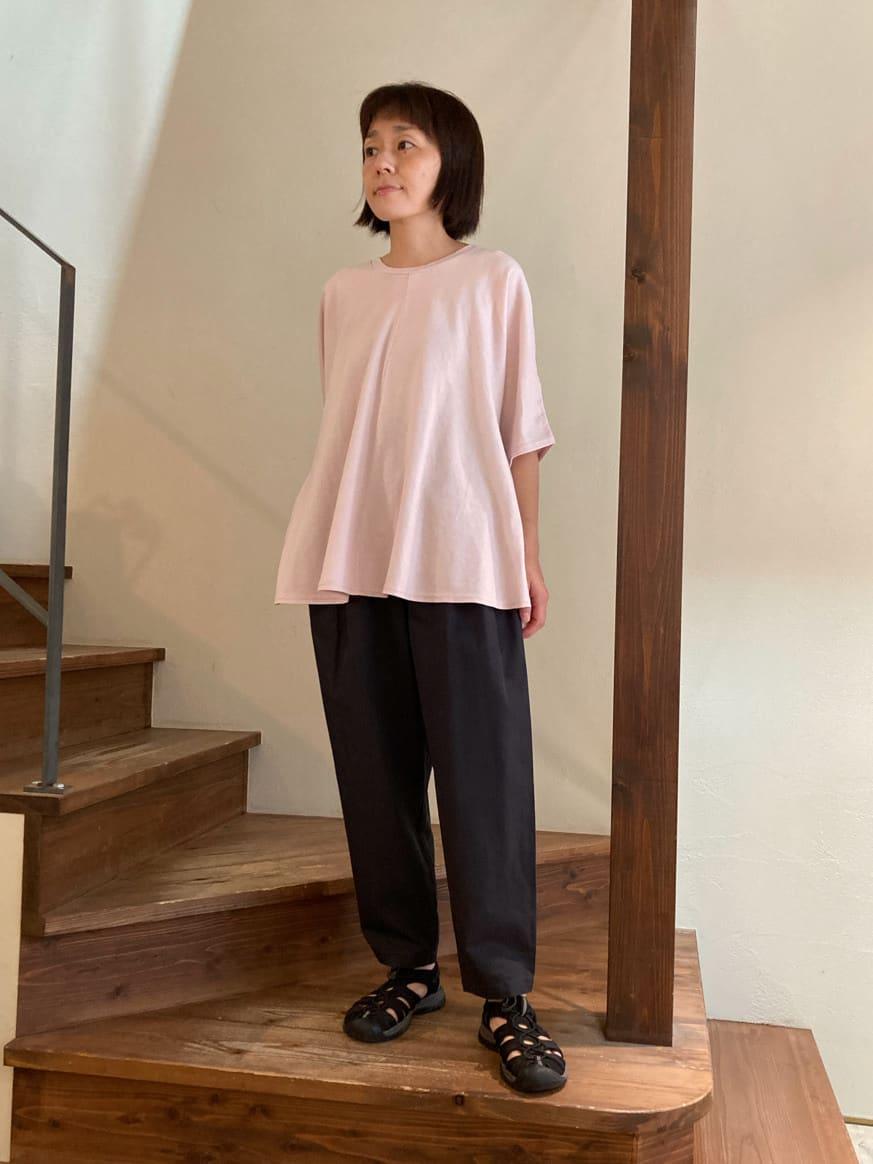 yuni 京都路面 身長:152cm 2021.07.21