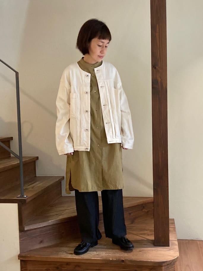 yuni 京都路面 身長:152cm 2021.09.29