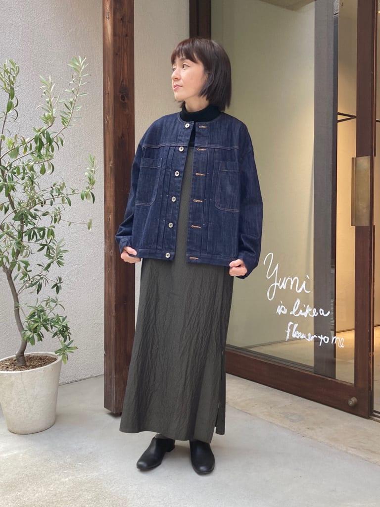 yuni 京都路面 身長:152cm 2021.09.24