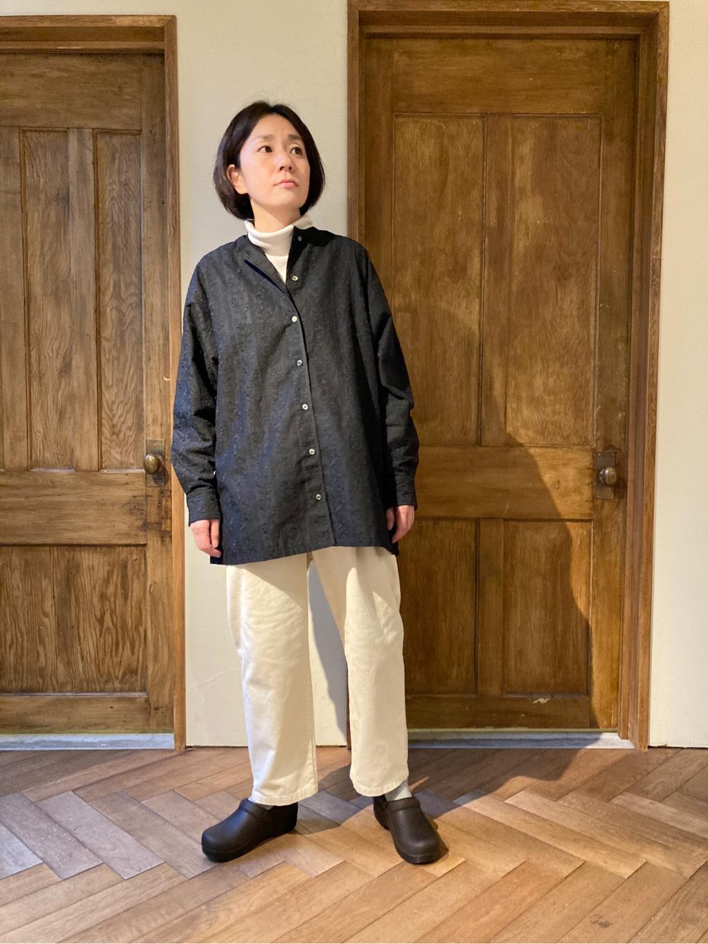 yuni 京都路面 身長:152cm 2020.12.15