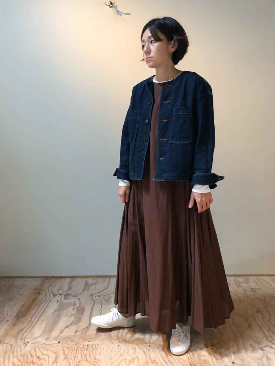 yuni 京都路面 身長:152cm 2020.09.24