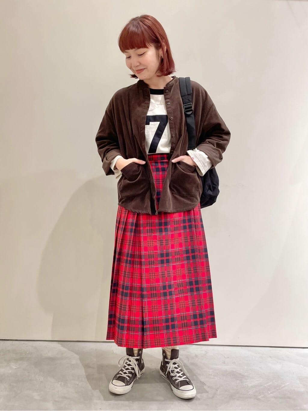 CHILD WOMAN , PAR ICI 新宿ミロード 2021.10.08