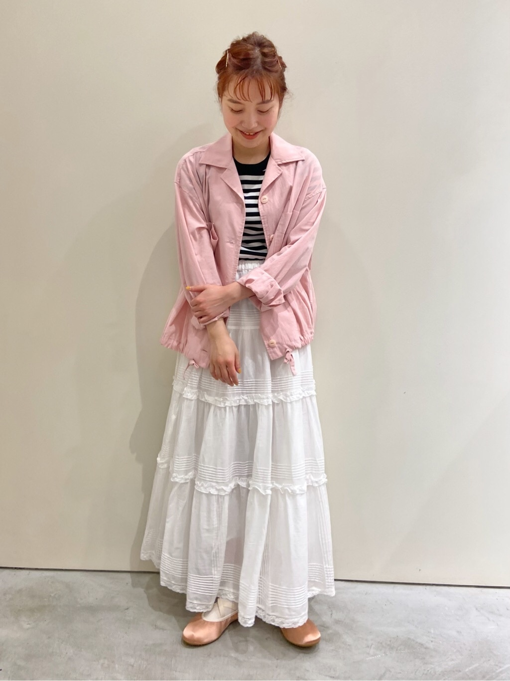 CHILD WOMAN , PAR ICI 新宿ミロード 2021.05.13