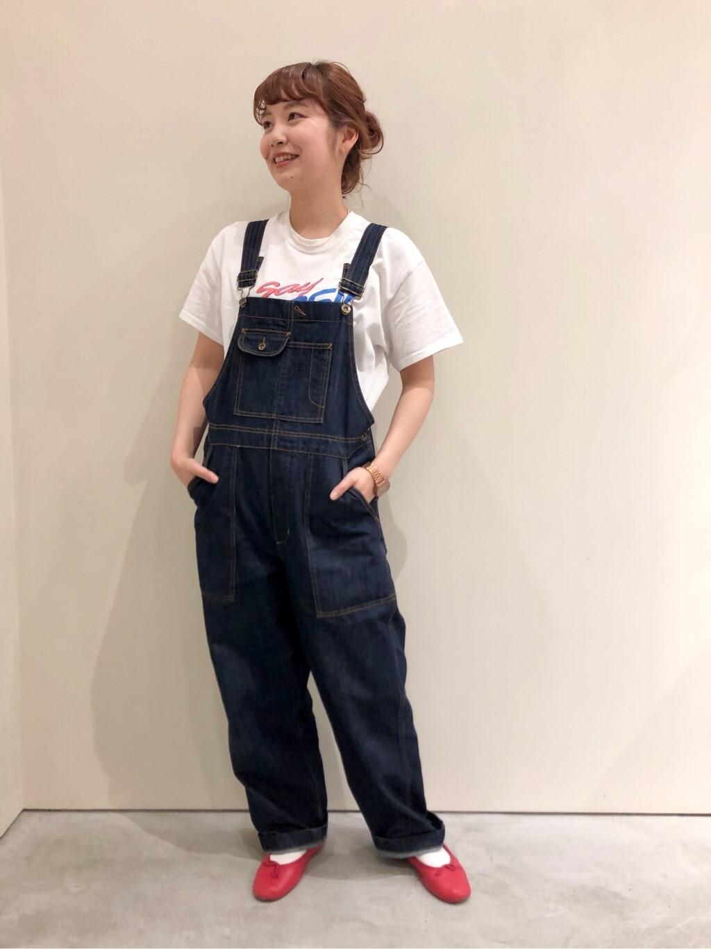 CHILD WOMAN , PAR ICI 新宿ミロード 2021.06.08