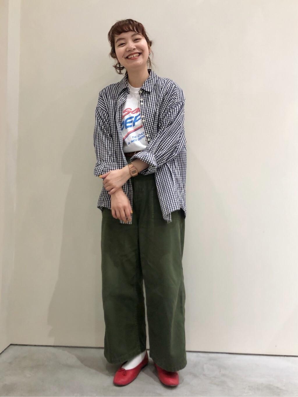 CHILD WOMAN , PAR ICI 新宿ミロード 2021.05.25