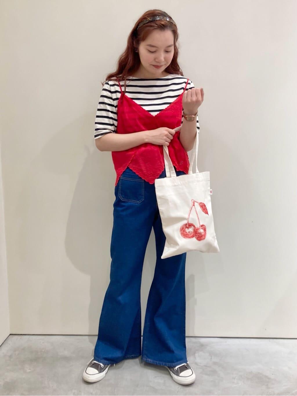 CHILD WOMAN , PAR ICI 新宿ミロード 2021.07.09